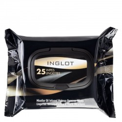 Image MICELLAR OIL INFUSED MAKEUP REMOVER WIPES