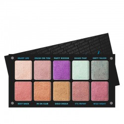 Imagen INGLOT FREEDOM SYSTEM PALETTE PARTYLICIOUS 2.0 (FULL SET)